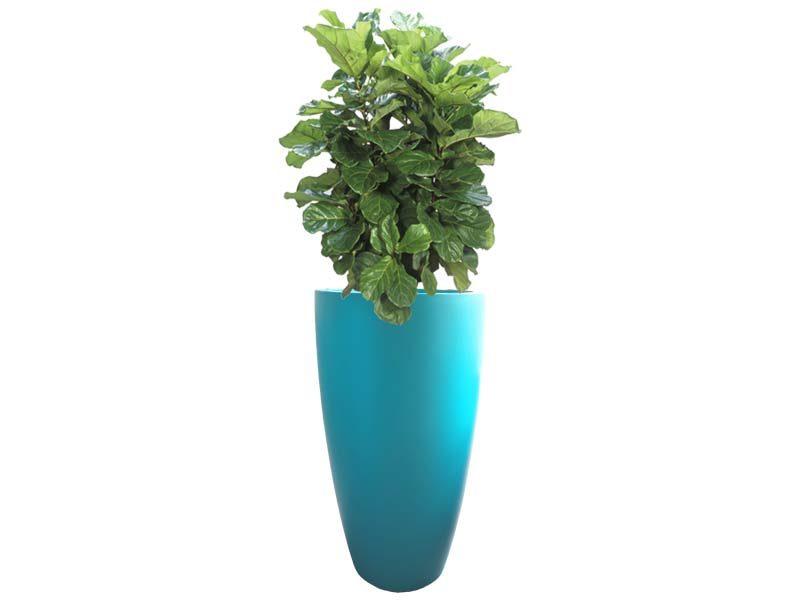 Peypin teal planter