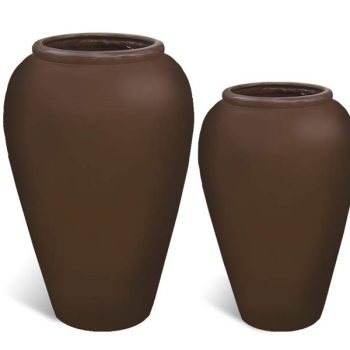 Bara Jar planter in two sizes