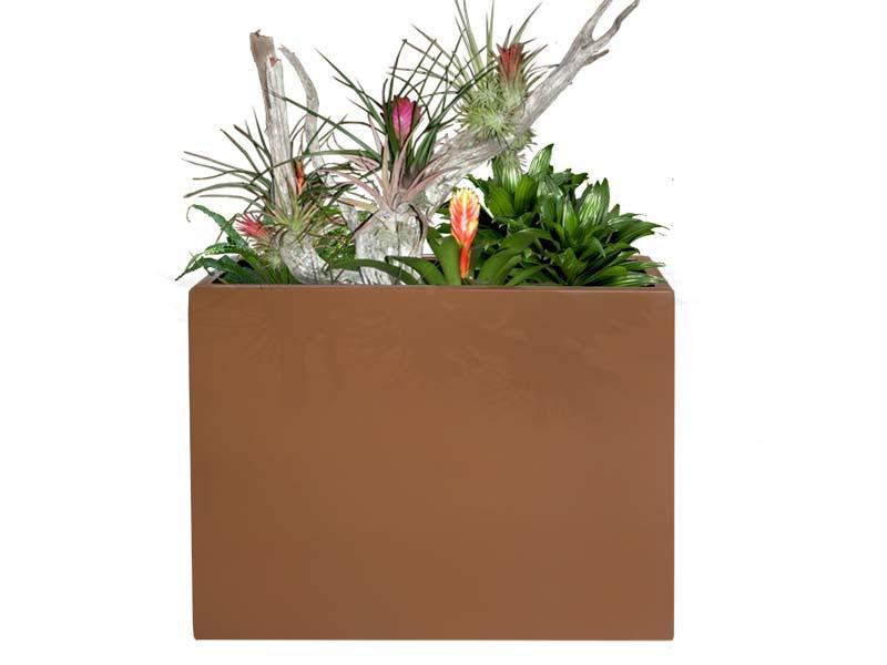 Indoor Fiberglass Planters Archives - Plantersetc