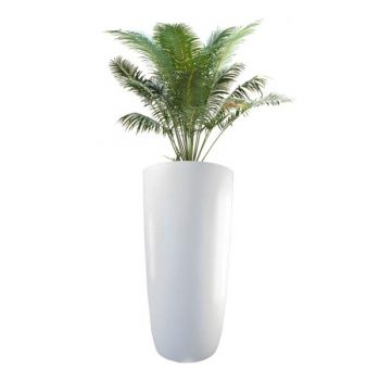 Congress extra large white planter