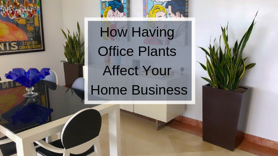 fiberglass planters home office