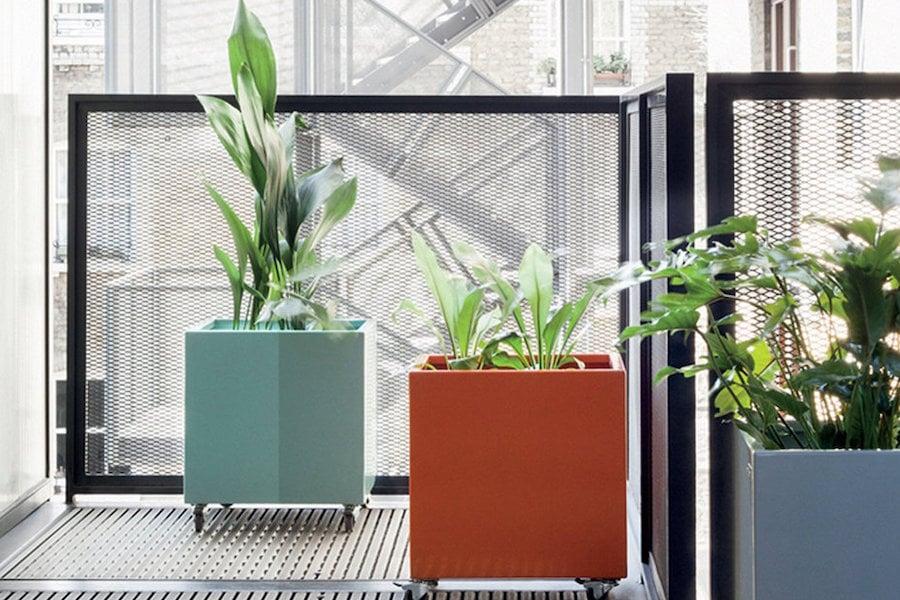 best flower pot arrangements moible planters