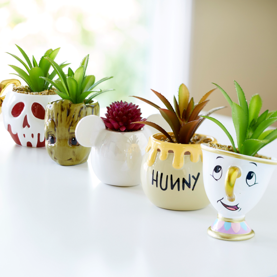 Disney-style planter