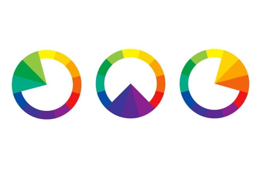 Analogous color combination